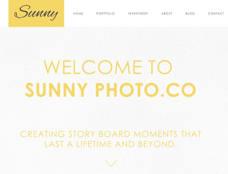 Sunny Design Screenshot